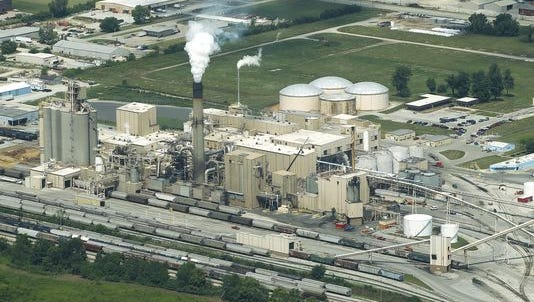 Tate & Lyle has two facilities in Lafayette. The South Plant is off Sagamore Parkway, near Veterans Memorial Parkway. The company announced Monday that it will invest $65 million in its Lafayette operations by 2016. It's the second major expansion in the last year, following a $90 million expansion announced in July.