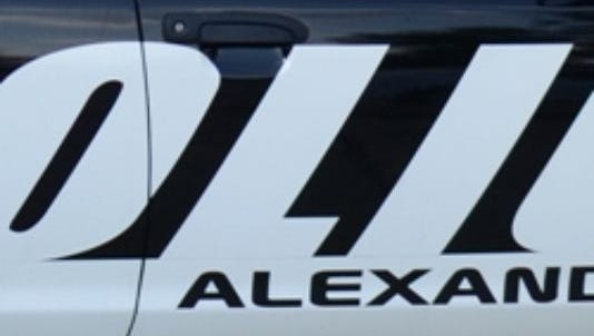 A 3-year-old child died Monday evening after being hit by a car on Sunset Drive, according to Alexandria police.