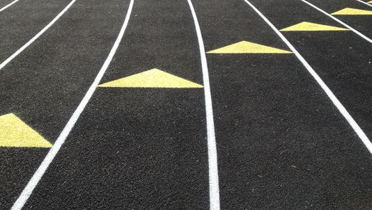 Thursday's results from area track and field meets.