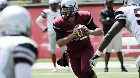 Former Reynolds quarterback Levi Ledford now plays college football for Florida Tech.