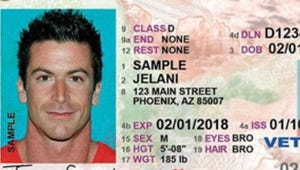 Arizona licenses are valid through drivers' 65th birthdays, so the order keeps people who are older and more at risk of complications from COVID-19 from making in-person visits to the MVD offices.