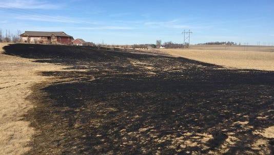 Burn ban issued