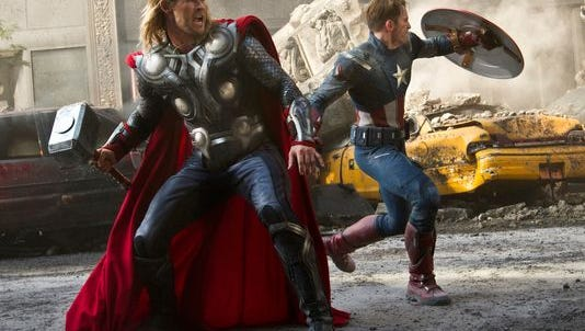 "Would you watch "" Avengers: Age of Ultron"" in 4DX?"