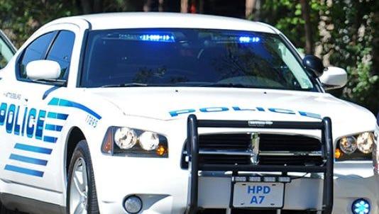 Hattiesburg Police Dept.