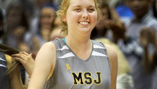 Lauren Hill will be among those honored at the Greater Cincinnati Northern Kentucky  Women's Sports Association dinner, April 27 at Xavier. Hill, who died April 10, was presented with the Wilma Rudolph Courage Award last November at Cintas Center.