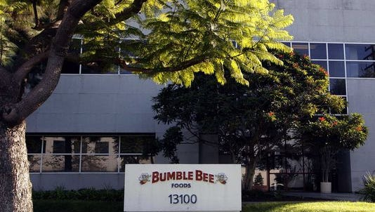 The Bumble Bee tuna processing plant in Santa Fe Springs, Calif., on Oct. 15, 2012.