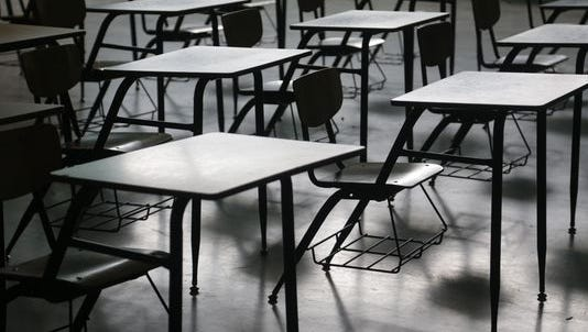 Every school district in Michigan would have to give up some per-pupil funding for the state to invest in the new Detroit Public Schools district.
