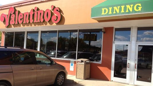 Valentino's will be demolished and a Verizon corporate store will replace it.
