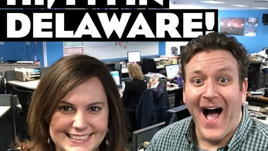 "The most recent episode of ""Hi, I'm in Delaware"" was released Friday."