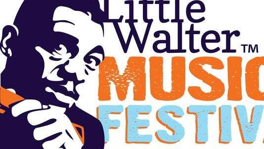 The Little Walter Music Festival runs from 11 a.m. to 11 p.m. Saturday in the Alexandria Riverfront Center.