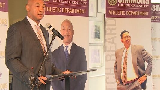 Jerry Eaves and Butch Beard will coach the new Simmons College hoops teams.
