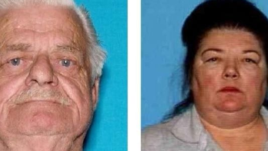 A Fullerton couple who mysteriously disappeared on Mother's Day has been found near Warner Springs on Sunday