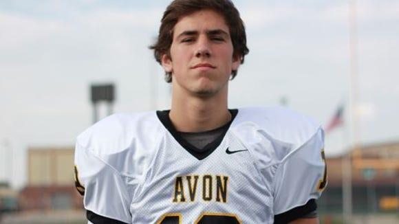 Brandon Peters, Avon HS