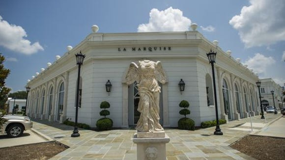 The La Marquise building in Parc Lafayette may or may not be the new home for Drago's Seafood Restaurant.