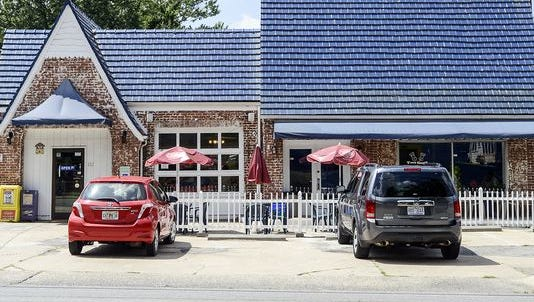 Mamacita's owner John Atwater is planning an expansion restaurant for this building on Charlotte Street.