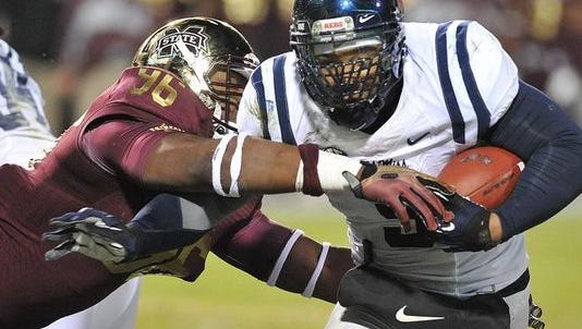Mississippi State's Chris Jones and Ole Miss' Robert Nkemdiche received preseason honors on Monday.