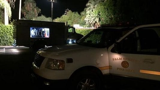 An explosion at the Vista Grande Resort on June 8 has been linked to an open gas valve, according to the Palm Springs Fire Department. A victim suffered burns to 95 percent of his body and he remains in critical condition.