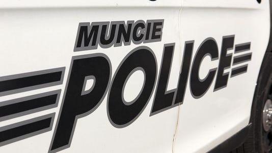 Muncie Police Department car