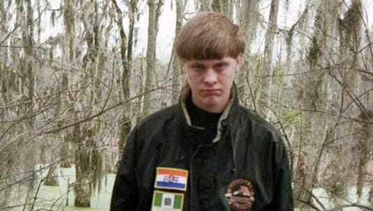 Berkeley County, S.C., released this image of Dylann Roof.