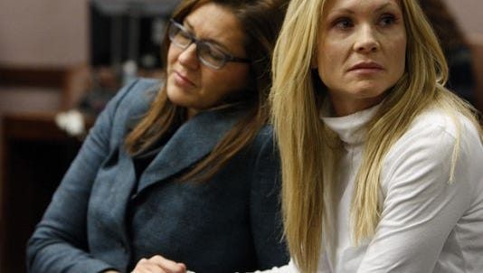 A New Jersey jury convicted Amy Locane-Bovenizer in the 2010 crash that killed 60-year-old Helene Seeman.