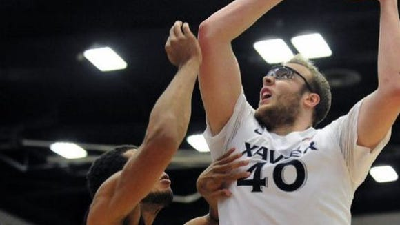 Matt Stainbrook felt confident that he would be extended