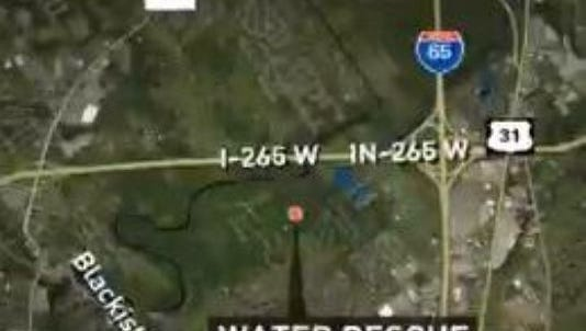WHAS11 map