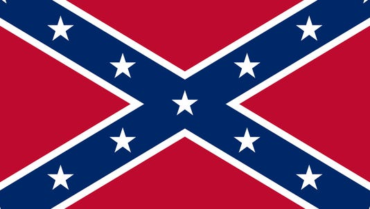 Why do Southerners insist on flying their symbol of shame?