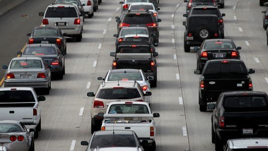 "Lawmakers are hoping to speed up traffic with a measure designating the left lane as ""passing only."""