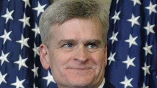 U.S. Sen. Bill Cassidy will visit Alexandria today to open a regional office and work in a convenience store.