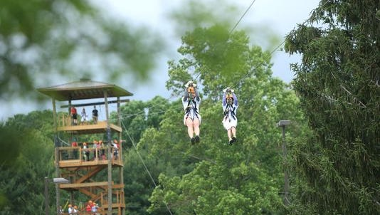 North Carolina lawmakers are considering whether to have a state agency study whether zip lines in the state need to be regulated.
