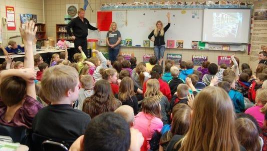 File photo of a classroom