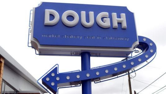 Dough market on Merrimon Avenue will no longer issue refunds for gift certificates.