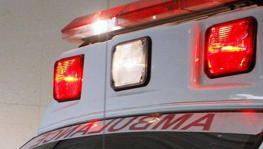 Indiana State Police say one person is dead following a motorcycle crash on I-465 Saturday morning.