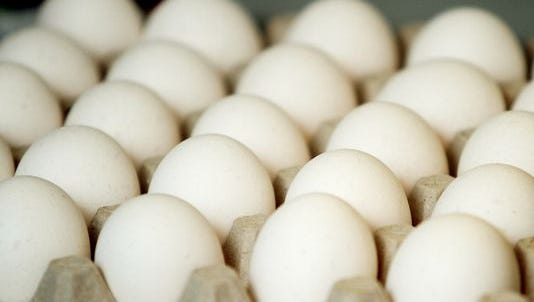Tom Jones, the owner of Tommy's Cafe in Davenport, Iowa, says the recent rise in egg costs will cause him to raise prices soon.