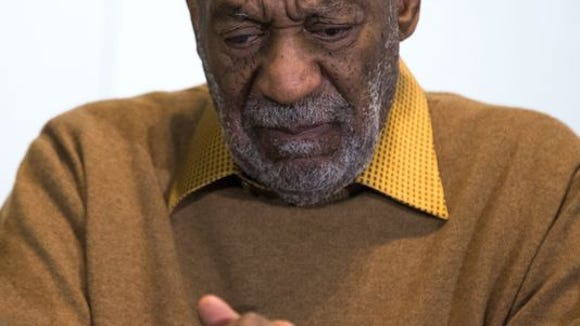 Comedian Bill Cosby. Lawsuit deposition is anything
