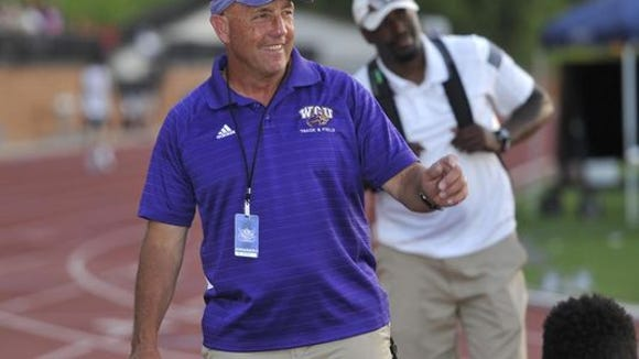 Western Carolina University track coach Danny Williamson and the Catamounts will hold a clinic this weekend at Murphy High.