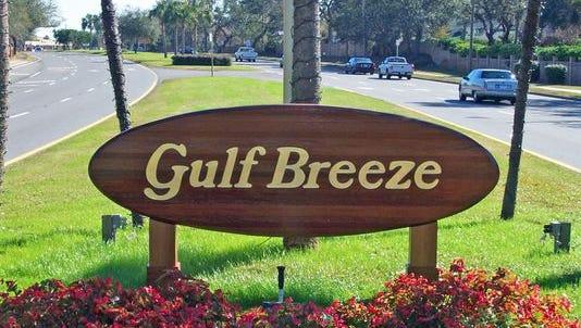 Gulf Breeze is facing a budget shortfall.