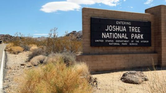 A Louisiana woman suffered a heart attack Monday at Joshua Tree National Park. She was pronounced dead and two other hikers were taken to a hospital for heat-related issues, park officials said.