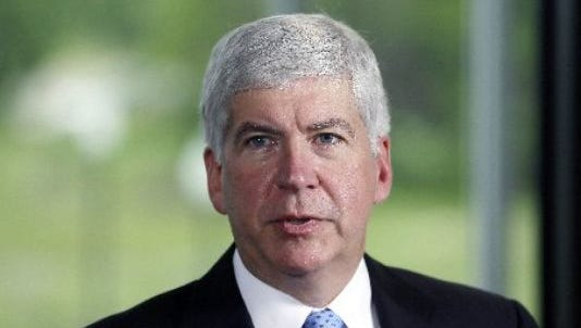 Gov. Rick Snyder confirmed his earlier decision that Wayne County is in financial emergency.