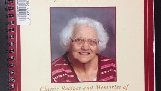 Evelyn Luettich Horne, a long time Estero resident, perfected her recipes over the years and cooked for the Koreshan community.
