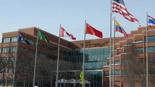 Kellogg Co.world headquarters