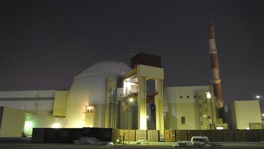 The reactor building of Iran's Bushehr Nuclear Power Plant is one of 18 declared nuclear sites that will be subject to international monitoring, according to a nuclear agreement between Iran and world powers.
