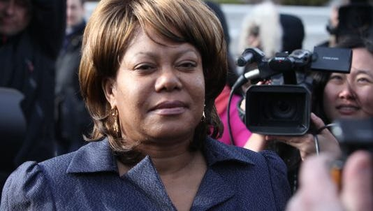 Former Spring Valley Mayor Noramie Jasmin faces sentencing for bribe-taking