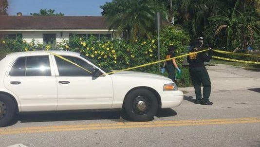 Former Amanda Elzy forward Denarius Grover was shot and killed Wednesday evening in Fort Myers, Fla.