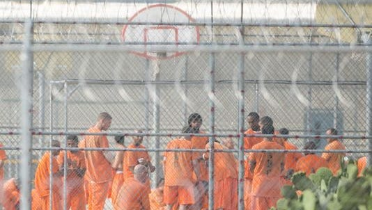 Kingman prison where imates rioted in July