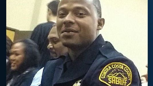 Deputy Carlos Francies with the Contra Costa Sheriff's Department drowned Thursday while trying to save a victim in Lake Tahoe.