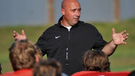 Brad Peterson takes over for Bobby Hall at Madison Central this fall.