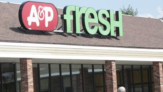 A&P is planning to close 25 stores and sell the rest of its about 300 stores as part of its Chapter 11 bankruptcy.