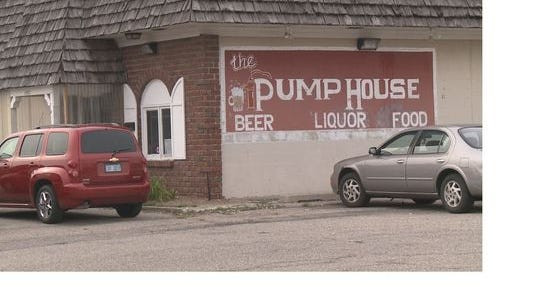 The Pump House Bar had been robbed earlier this year.