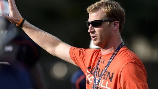 Auburn head coach Gus Malzahn said in August he believes offensive coordinator Rhett Lashlee will soon be a head coach at a FBS program.